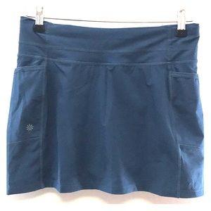 Athleta Skirt/Short Combo with Pockets